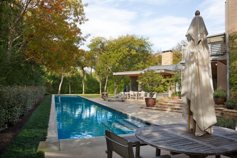 CherokeeTrail Contemporary, Modern Home Photo Video Shoot Location Dallas