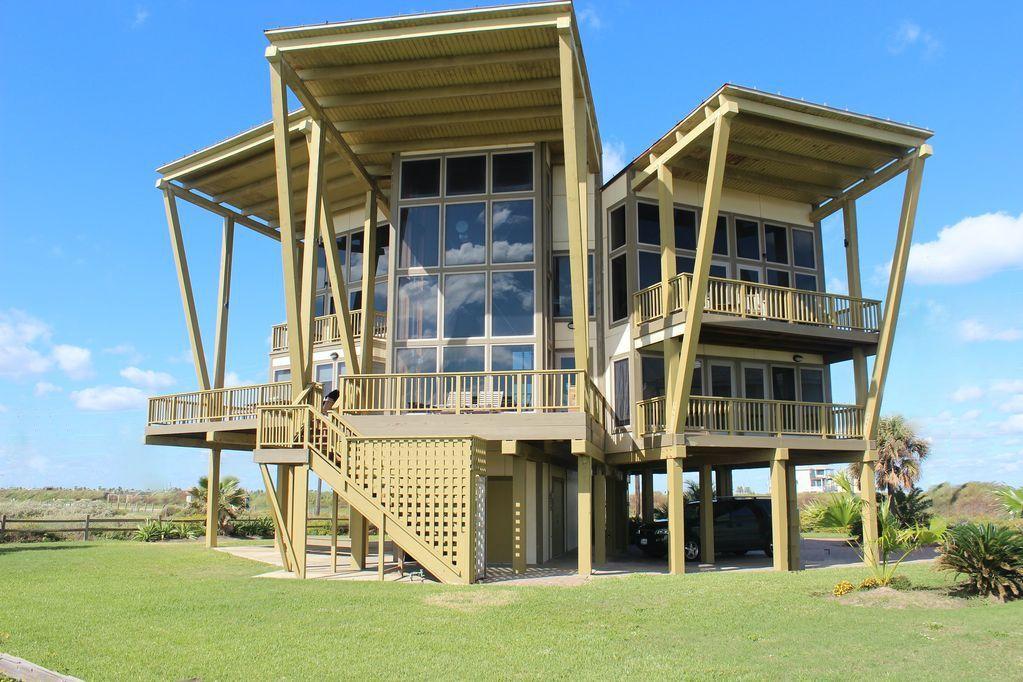 Butterfly Lake Beach House Photo Video Shoot Location Galveston