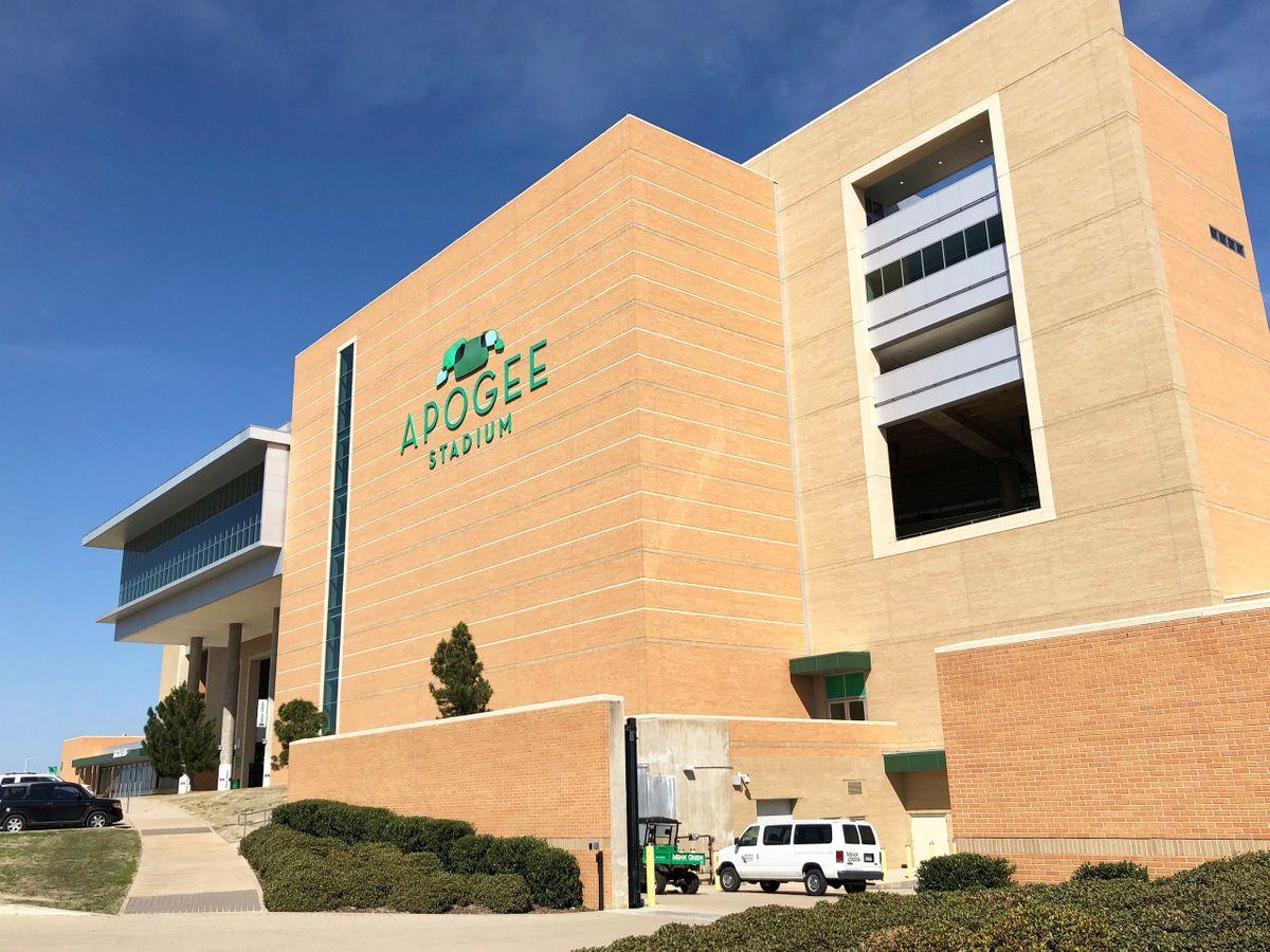 University of North Texas Schools Photo Video Shoot Location01.JPG