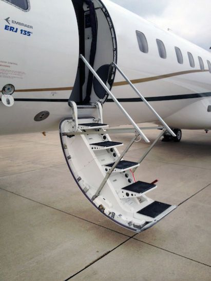 Embraer Regional Jet Photo Video Shoot Prop Airplane Aircraft Vehicle Rental