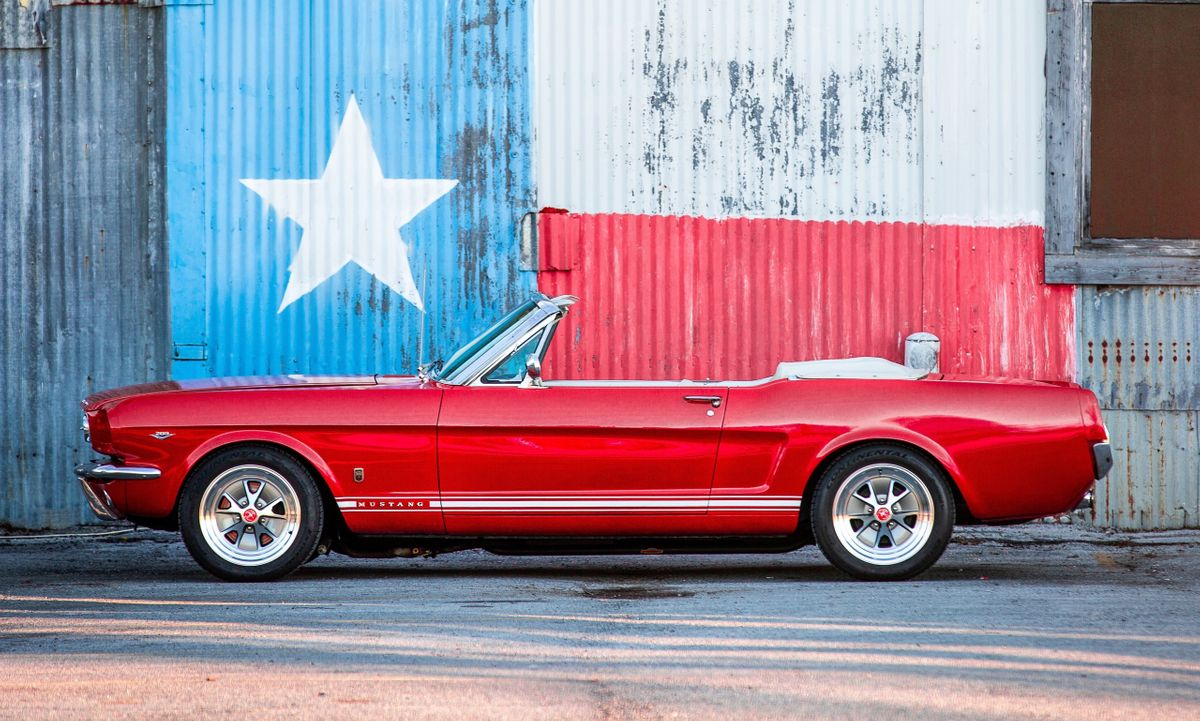 1965 Mustang Convertible GT Car Photo Video Prop Car Vehicle Rental Dallas 0000.jpg