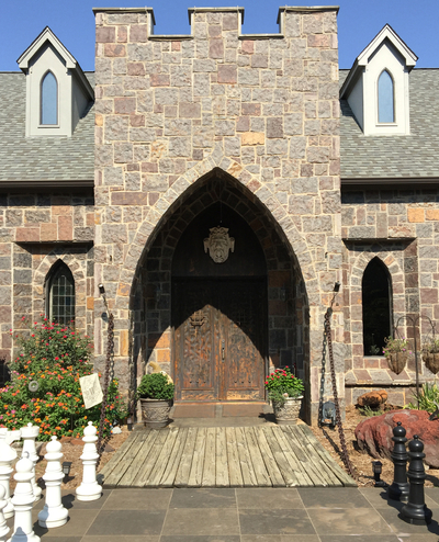 Castle Walls  Mansion Photo Video Shoot Location