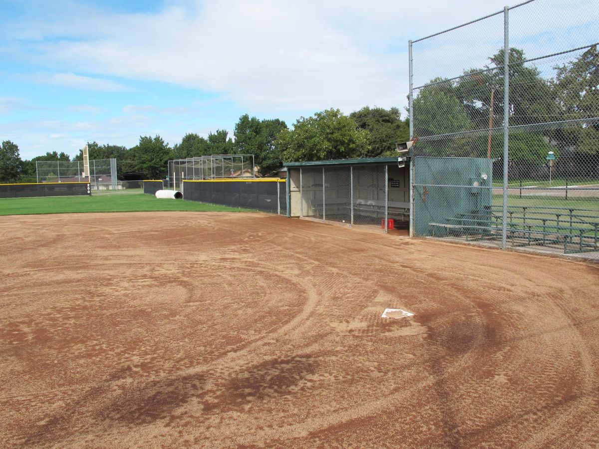 Hillcrest Baseball Field Photo Video Shoot Location