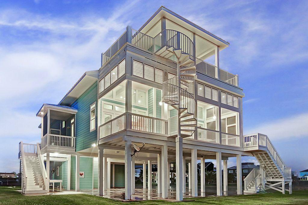Aqua Cabana Lake Beach House Photo Video Shoot Location Galveston