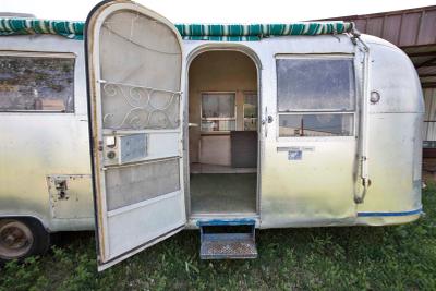 Murphy Camper Photo Video Shoot Prop Vehicle Rental