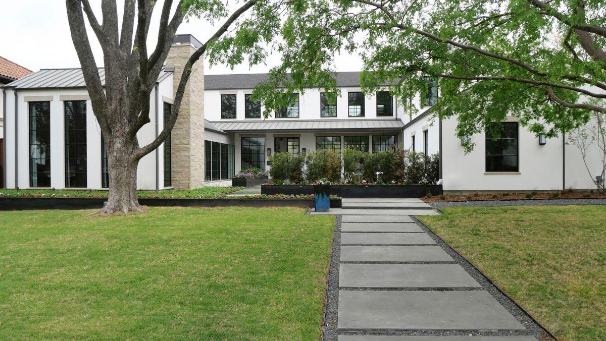 Denver Contemporary Modern Home Photo Video Shoot Location Dallas