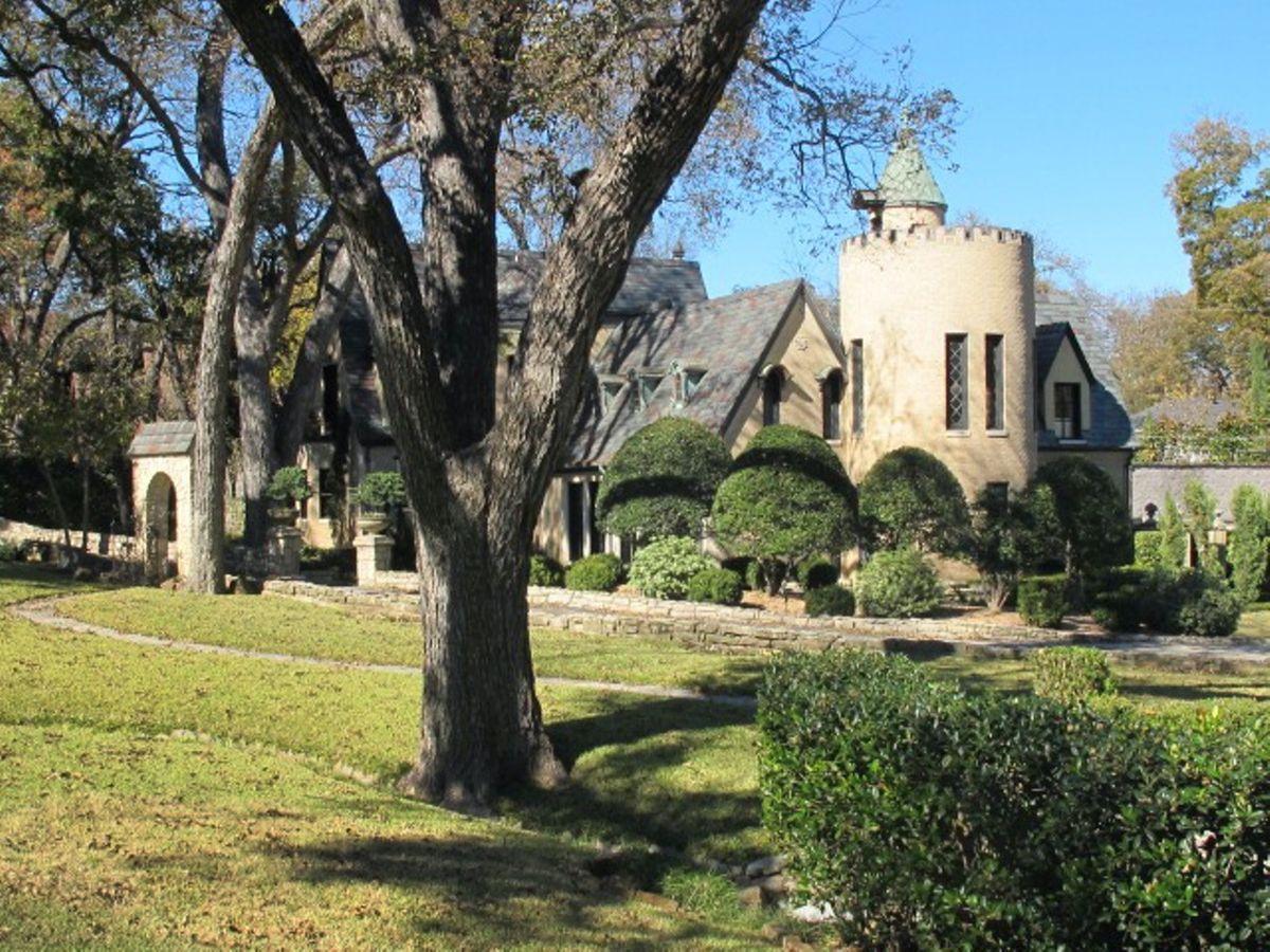Castle Mansions Home Photo Video Location Shoot Dallas 06.jpg