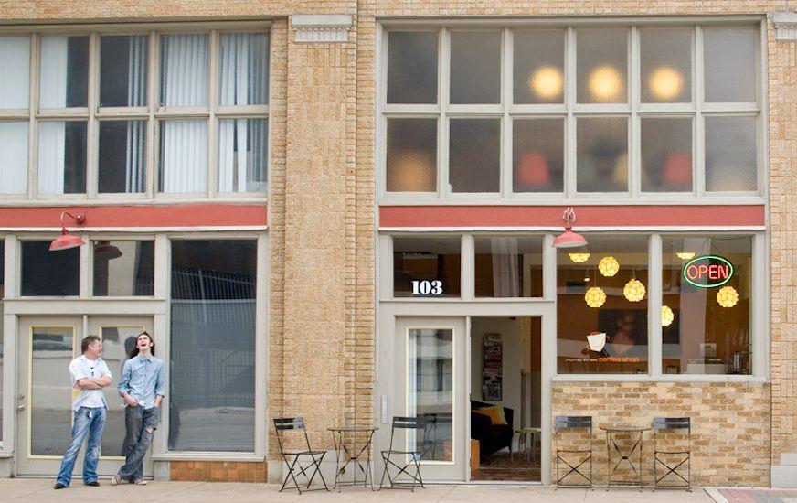 Murray Street Coffee Shop Cafe Photo Video Shoot Location