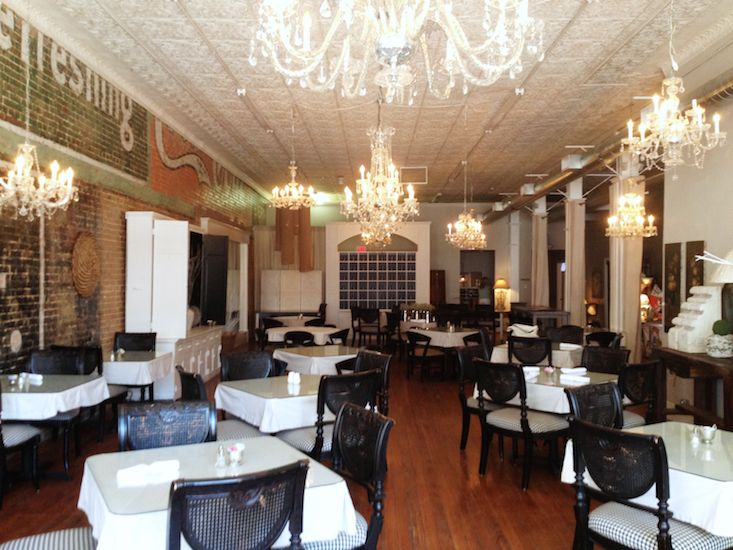 Gather Restaurant Cafe Bar Photo Video Shoot Location