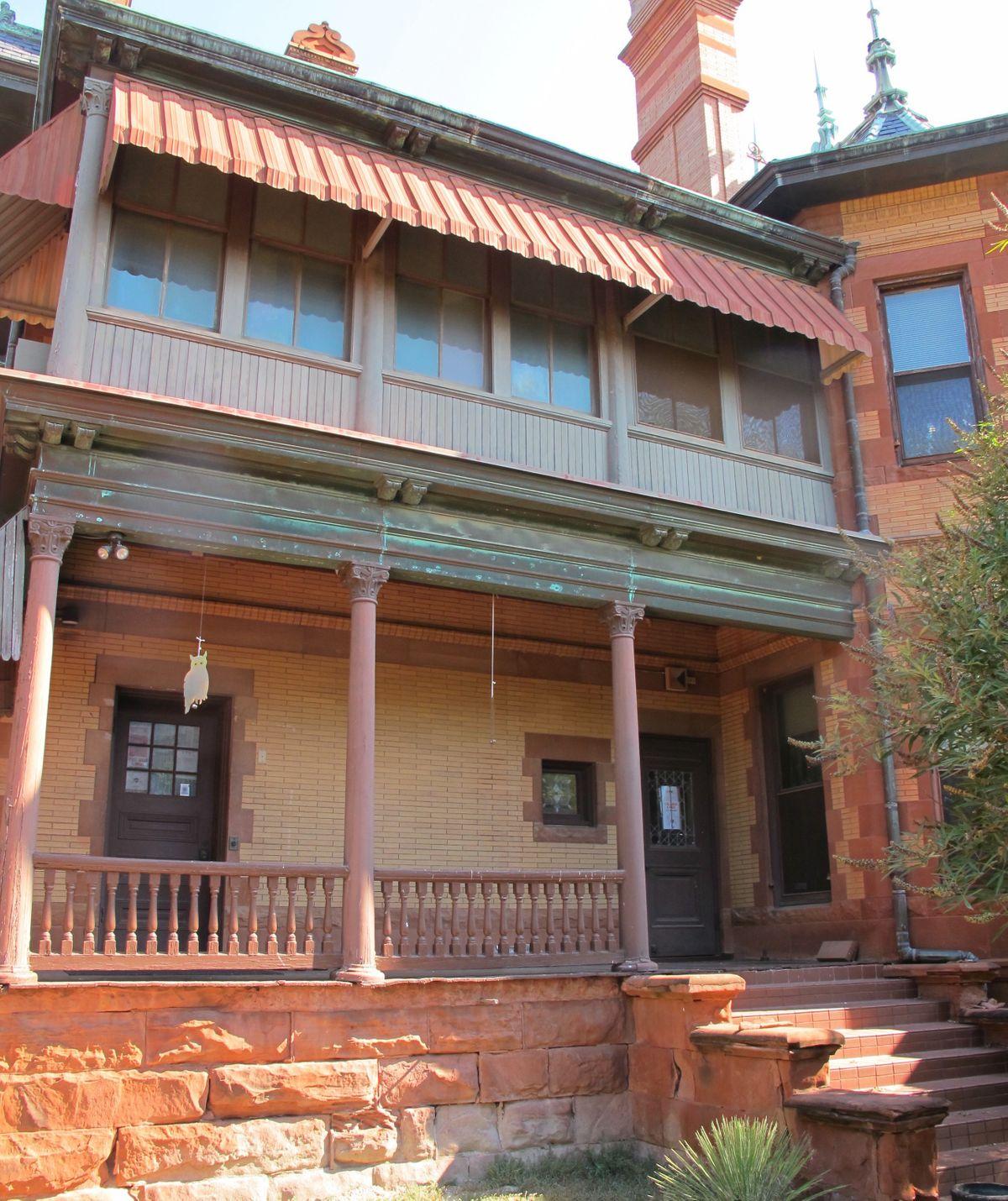 McFarland Historical Home Photo Video Shoot Location Dallas 08.jpg