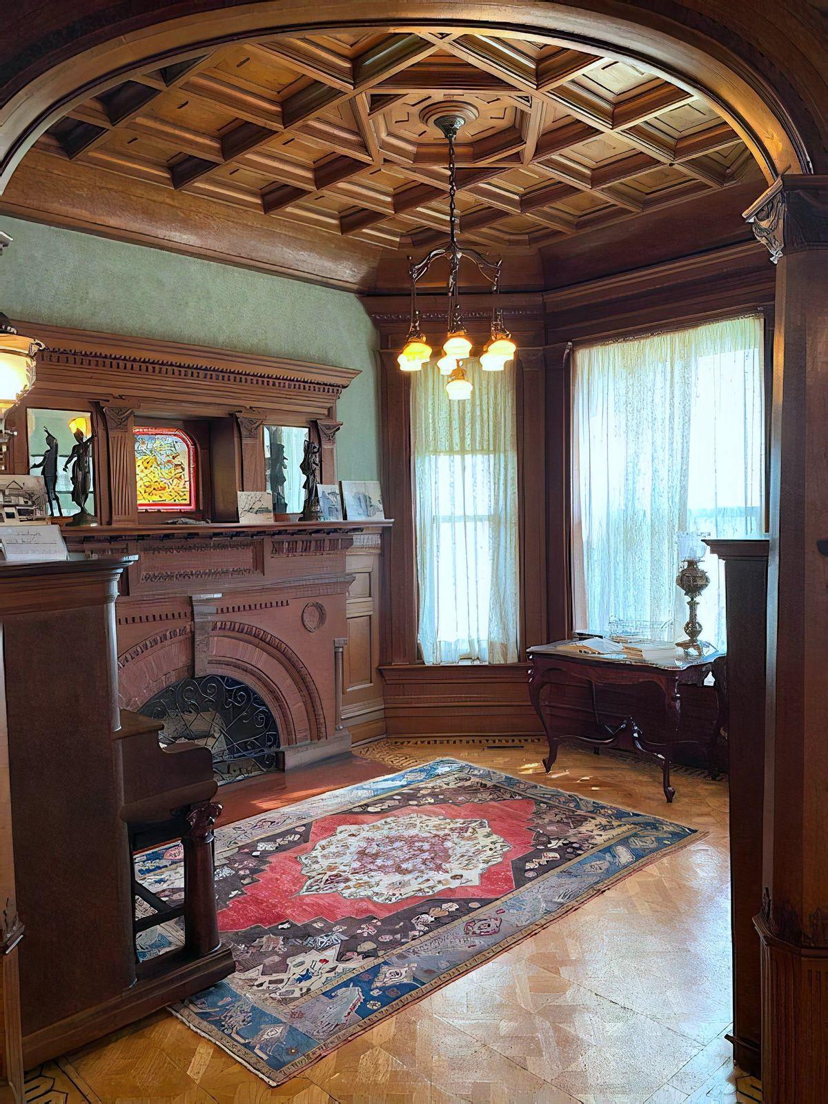 McFarland Historical Home Photo Video Shoot Location Dallas 01.jpg