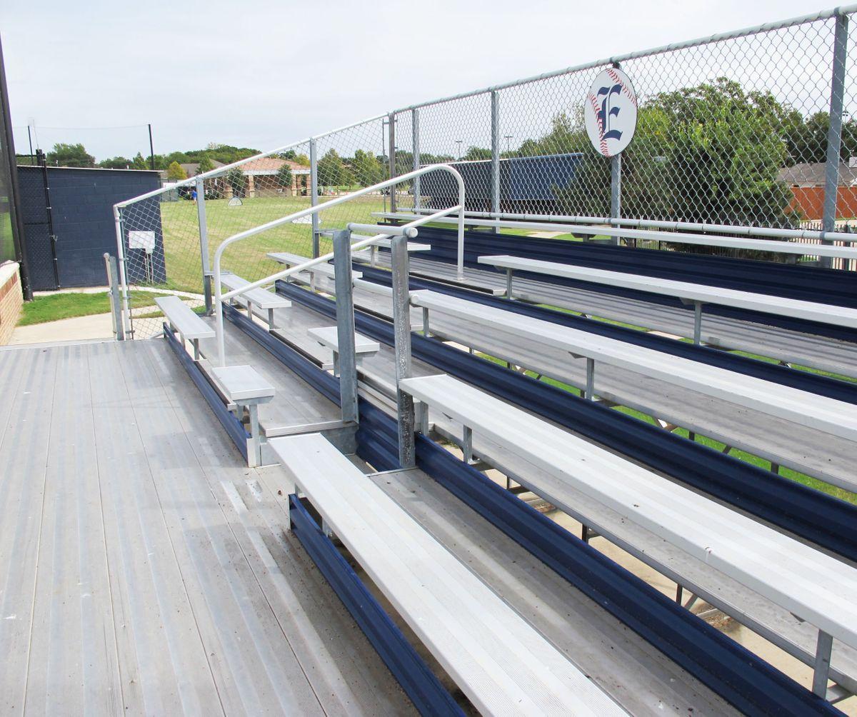 ESD School Baseball Photo Video Shoot Location Dallas