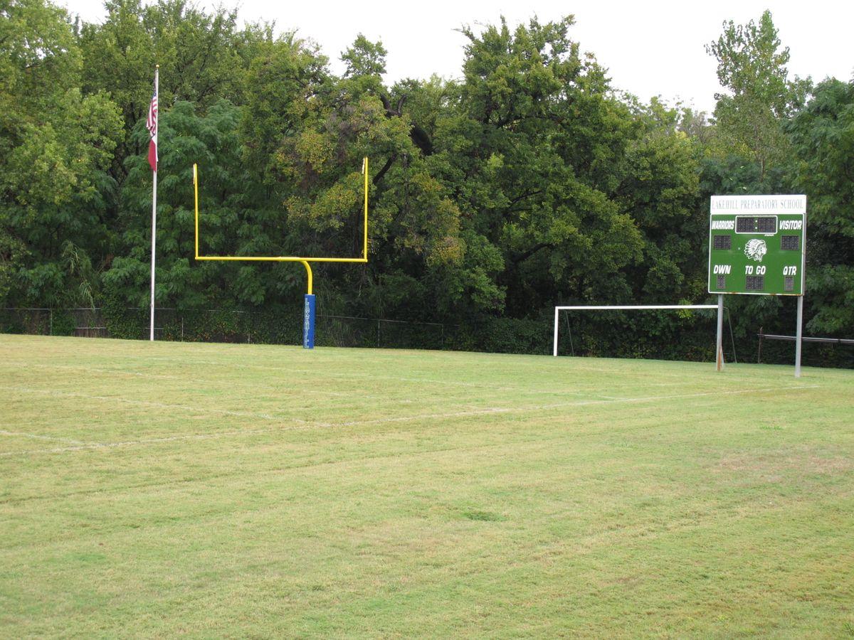 Lakehill School Photo Video Shoot Location Dallas Football