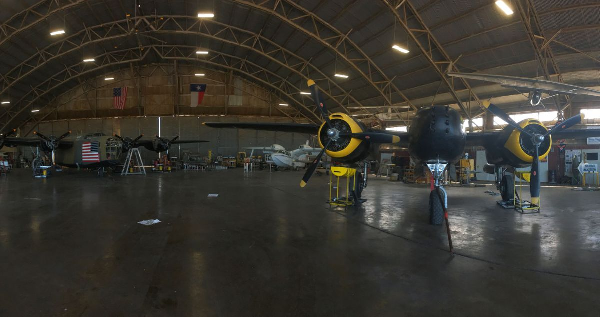 Vinrage Air Museum Aircraft Photo Video Shoot Location Dallas 20.JPG