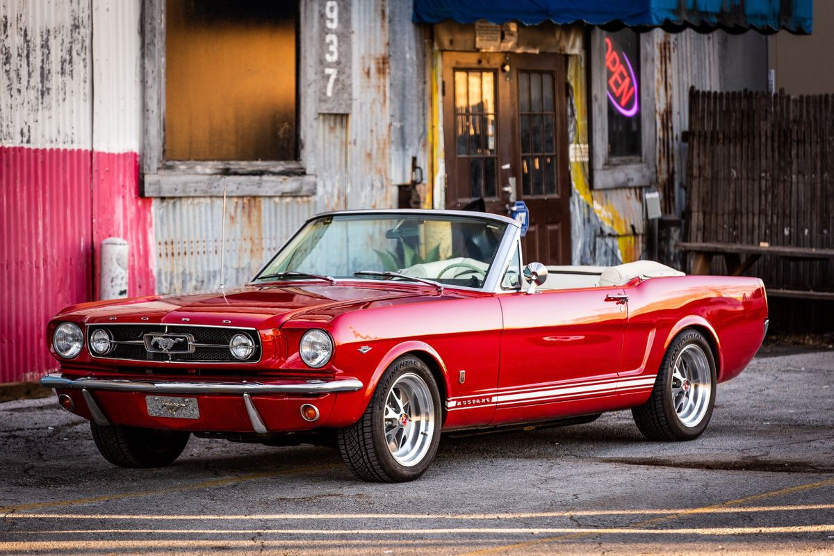 1965 Mustang Convertible GT Car Photo Video Prop Car Vehicle Rental Dallas 0001.jpg