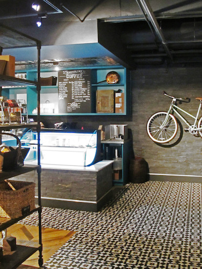 Magnolias Coffee Shop Cafe  Photo Video Shoot Location