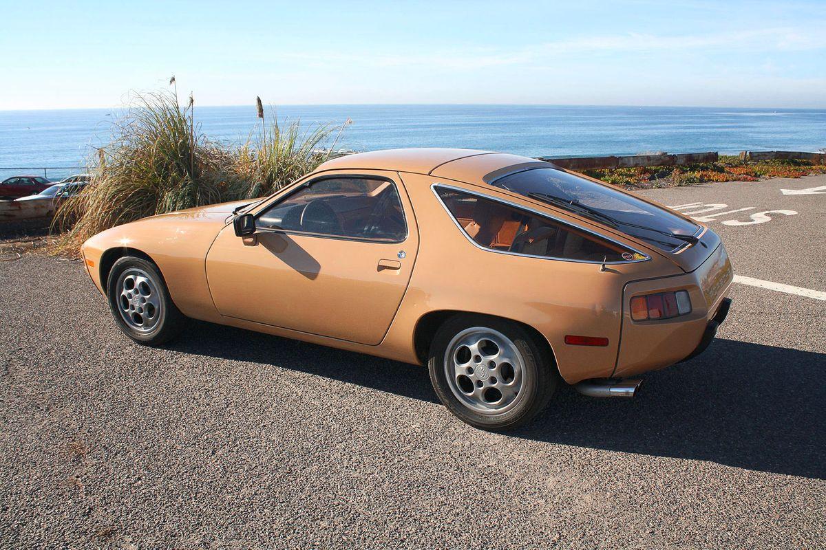 1979 Porsche 928 Photo Video Shoot Prop Car Vehicle Rental