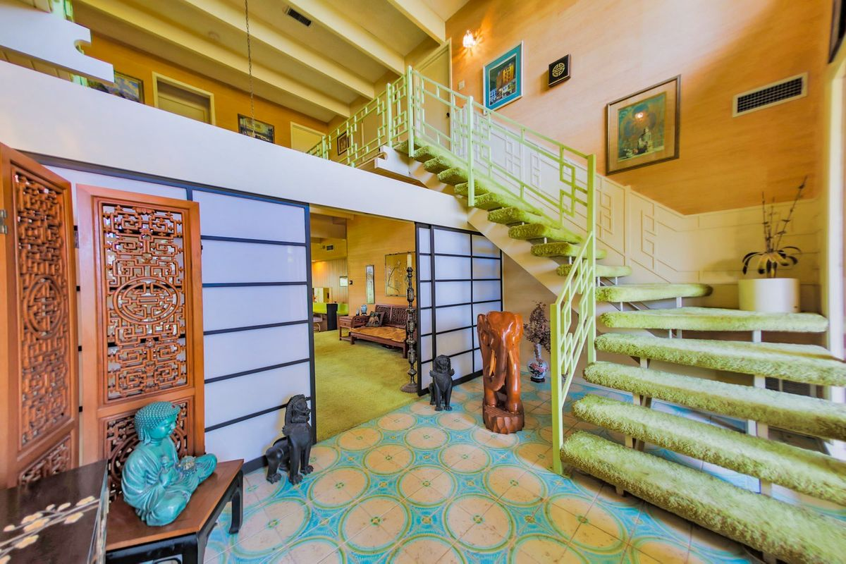 Shag Palace Mid Century Modern Home Photo Video Shoot Location Dallas 33.jpeg