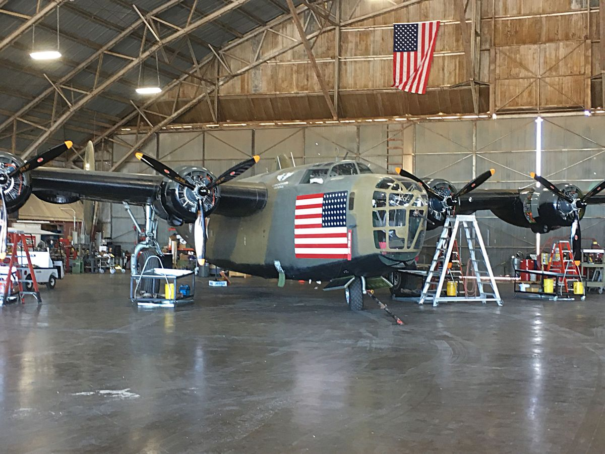 Vinrage Air Museum Aircraft Photo Video Shoot Location Dallas 26.JPG