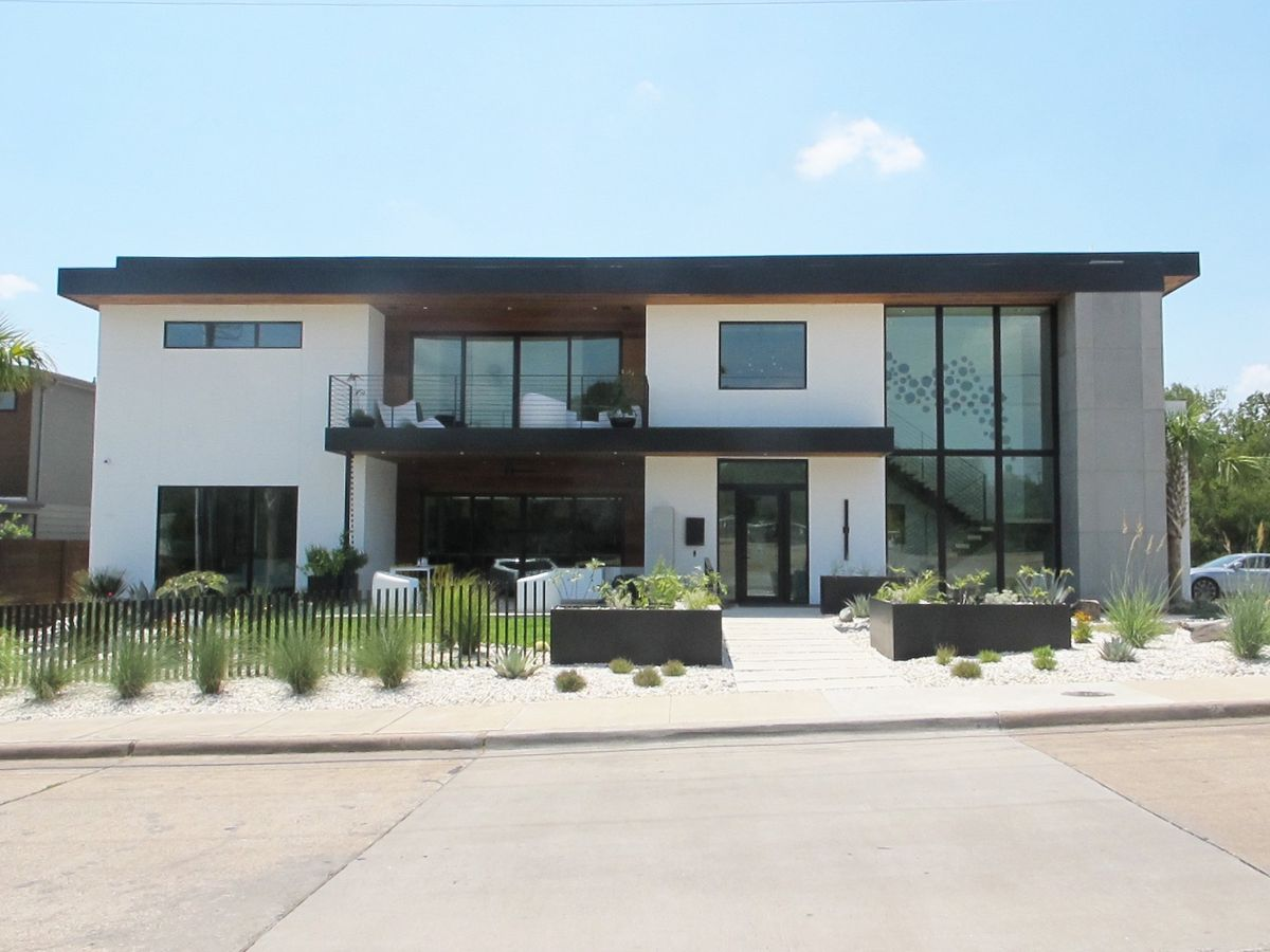 Elia Contemporary Modern House Photo Video Shoot Location Dallas