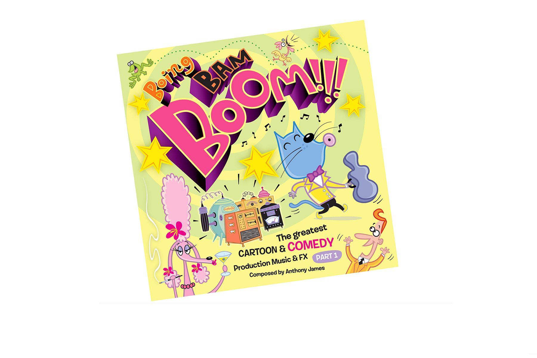 Boing Bam Boom!!!