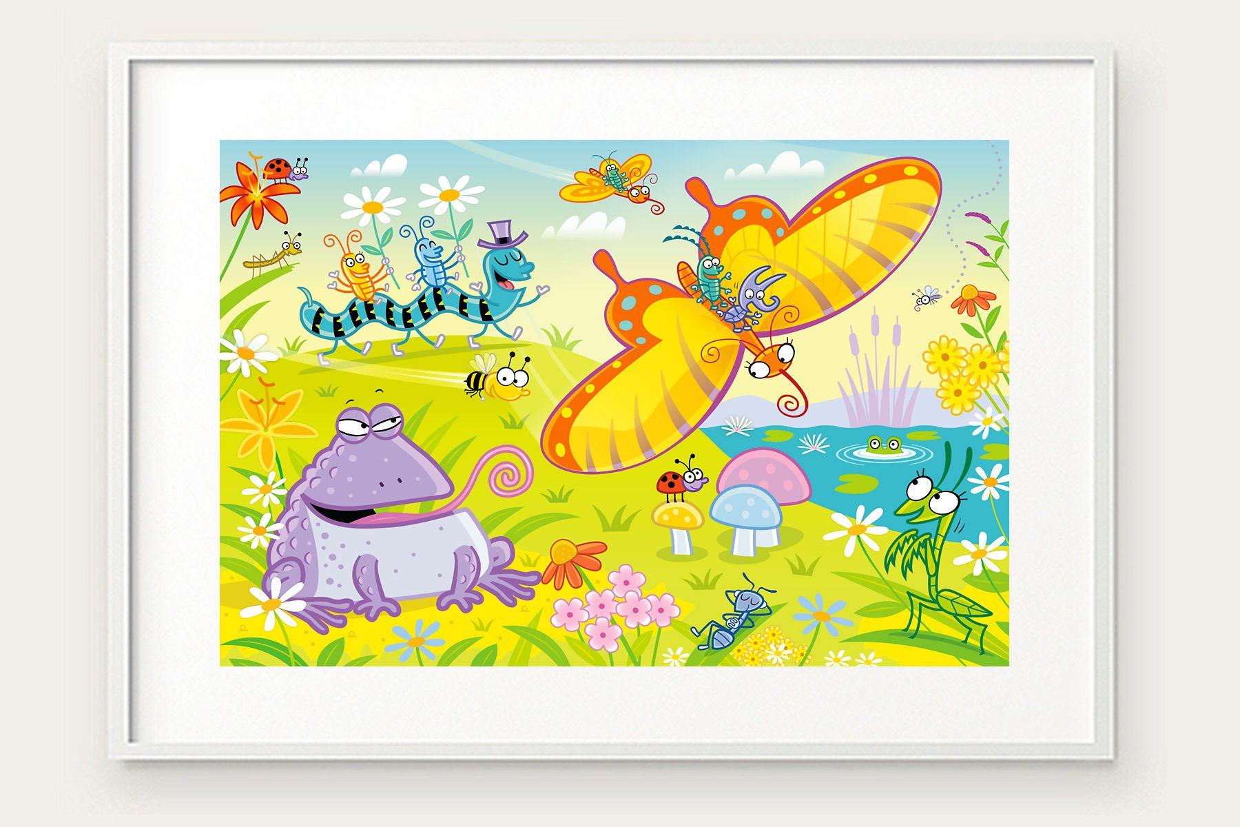Toad Fantasies