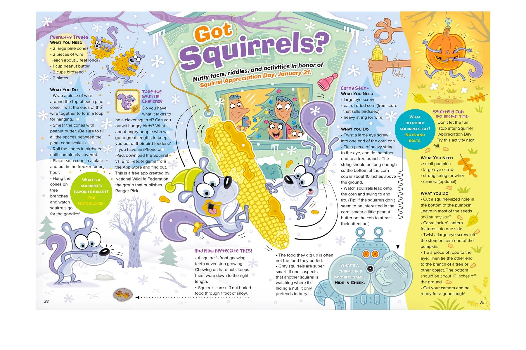 Got Squirrels?