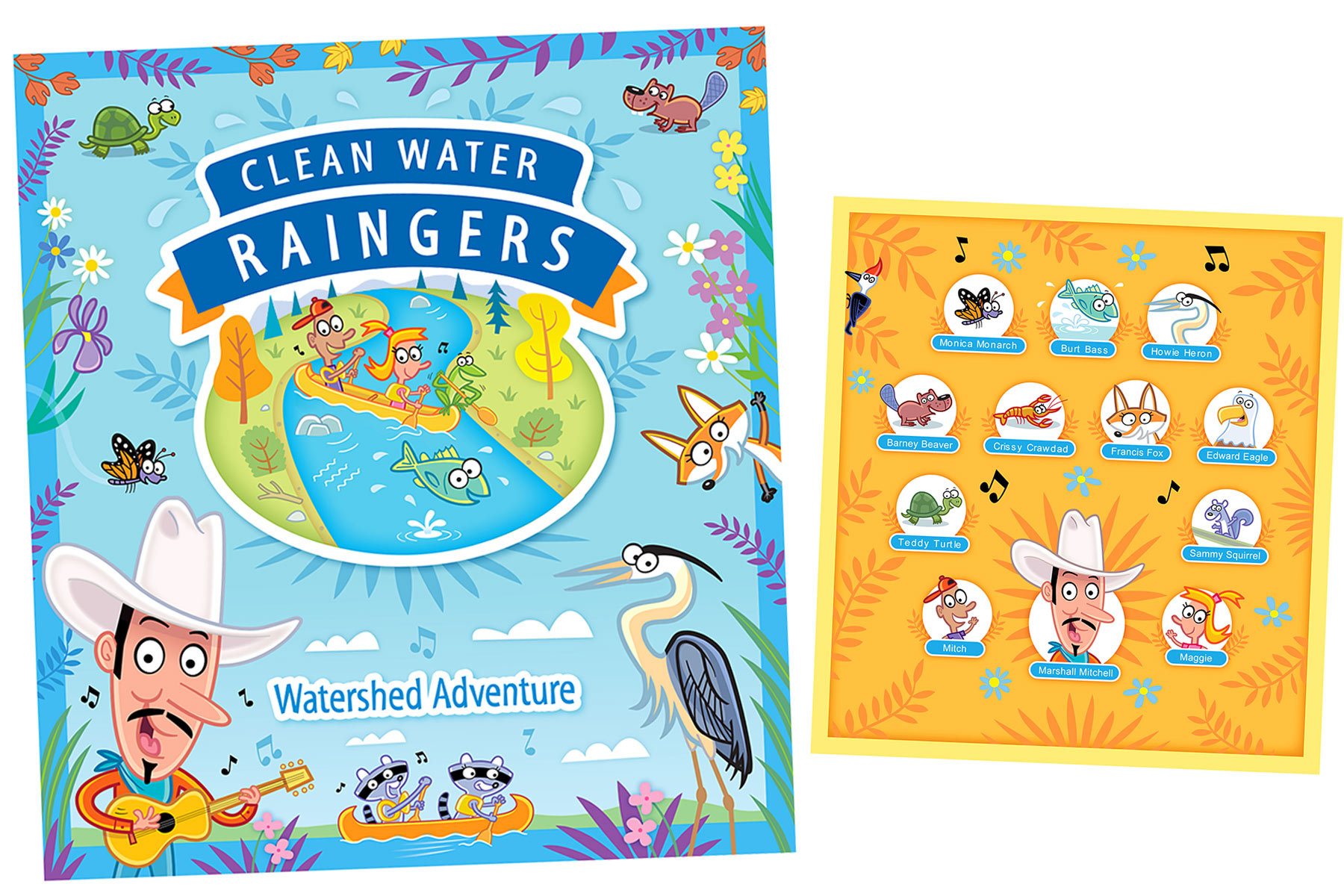 Clean Water Raingers