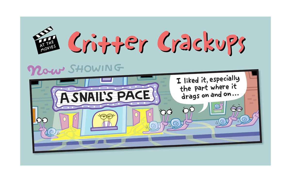 Critter Crackups