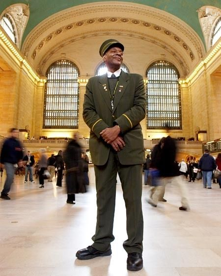 MELVIN JOHNSON - METRO NORTH RAILROADGRAND CENTRAL TERMINAL, NY