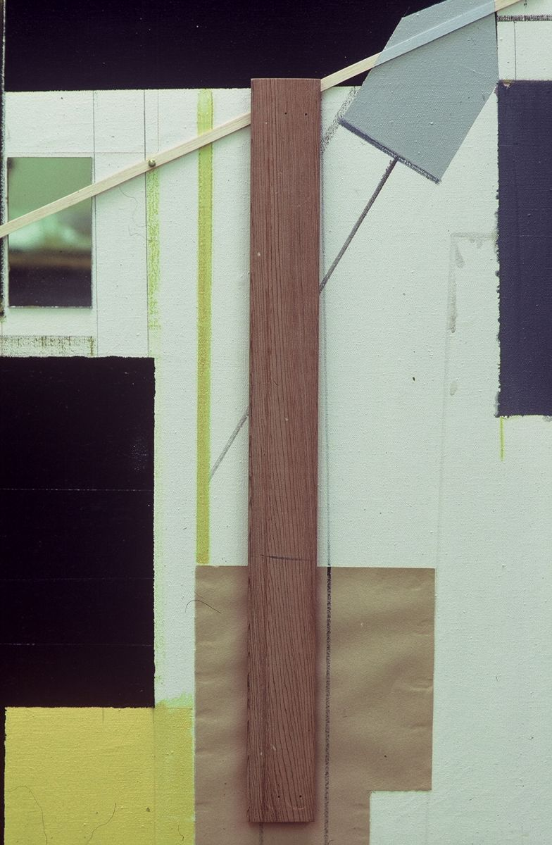 detail   MANDALAY 1978 REDWOOD STICK / PEDESTRIAN PROTAGONIST