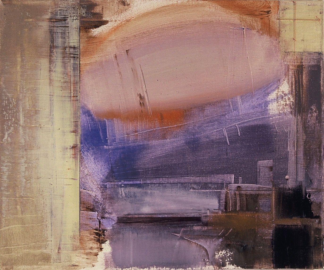 Composition  w PNEUMATIC FIGURE   1987