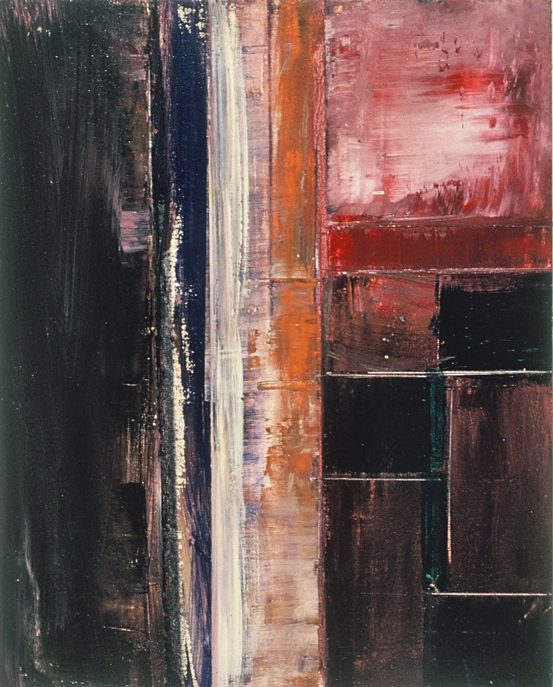 CREPUSCULAR VIEW  1987