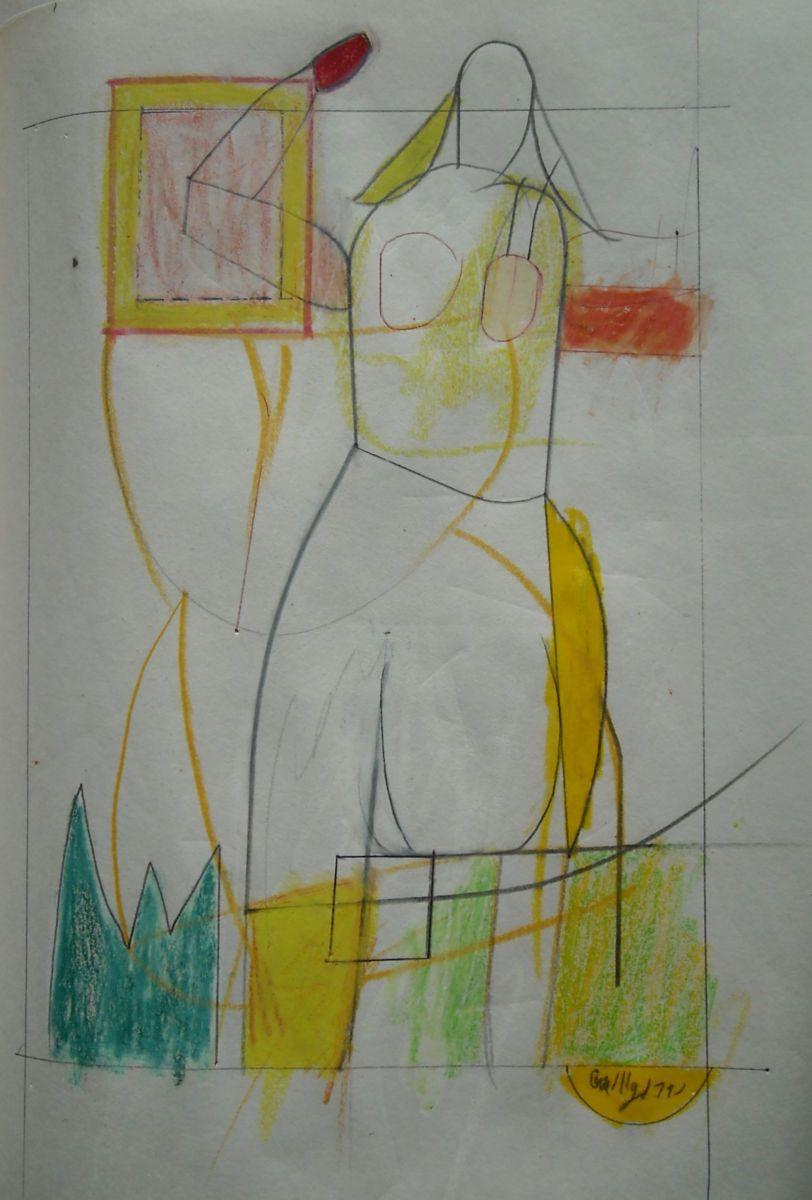 Composition w BIG GIRL