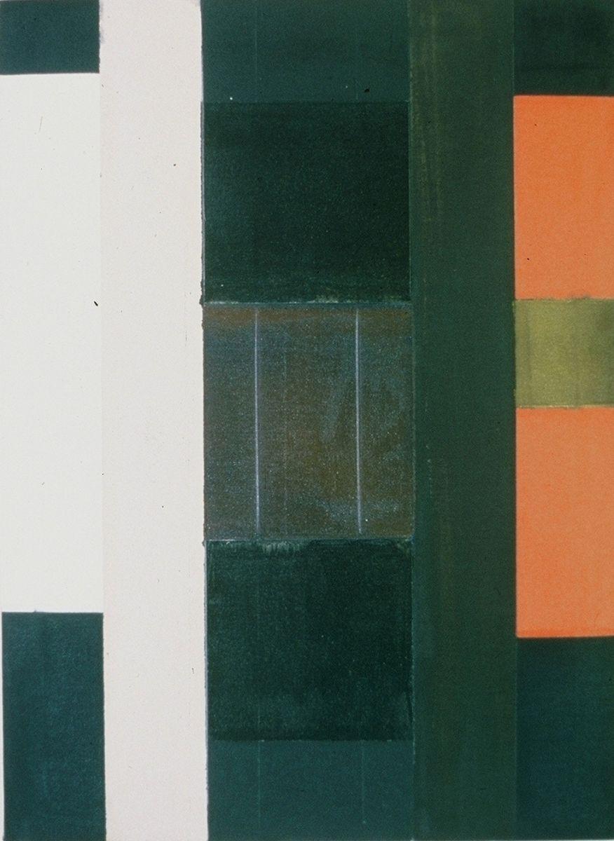 "The WAY    1976 Berkeley  30 x 22"" , oc"
