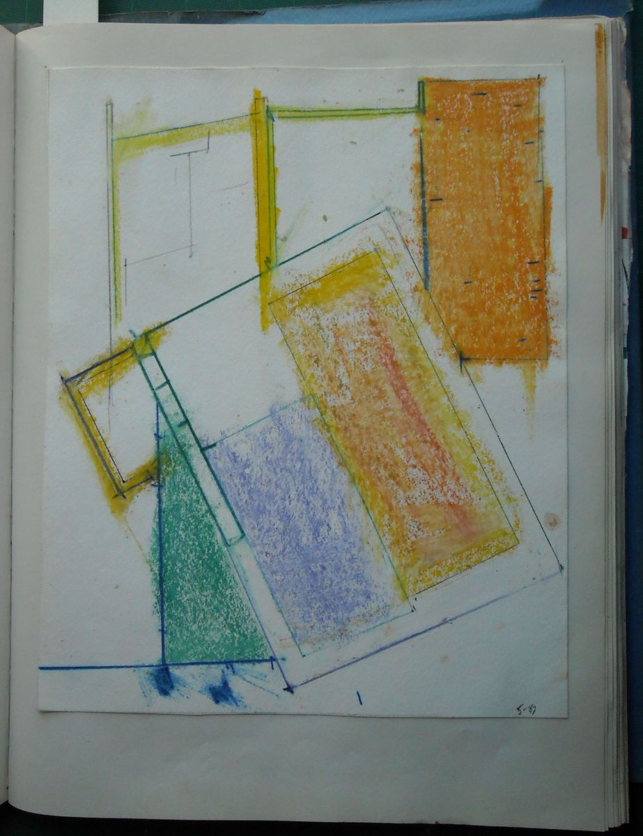 Page 22   : Composition w TILTING RECTANGLE for DS 1983 Bangor