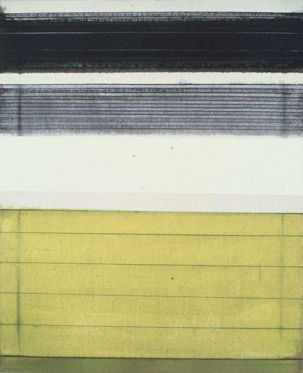 """PRIMITIAE   1976 Berkeley 24 x 20""""    , oc"""