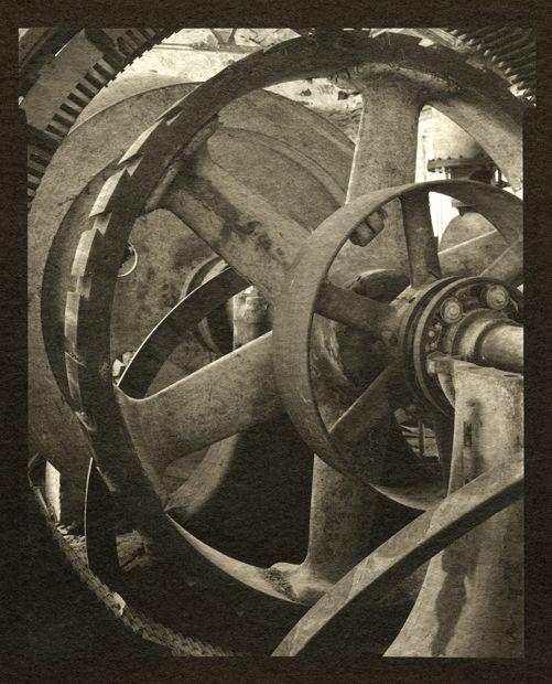 White River Power Station #1  (1996)