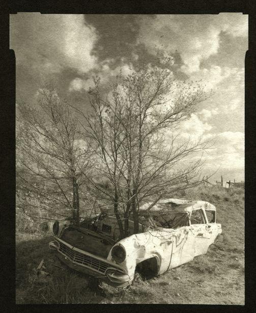 Planter Car, Santa Fe, New Mexico  (1998)
