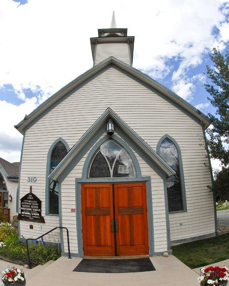 Father Dyer Church