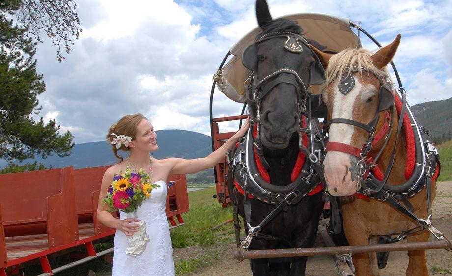 Kate & Kevin's Keystone Wedding