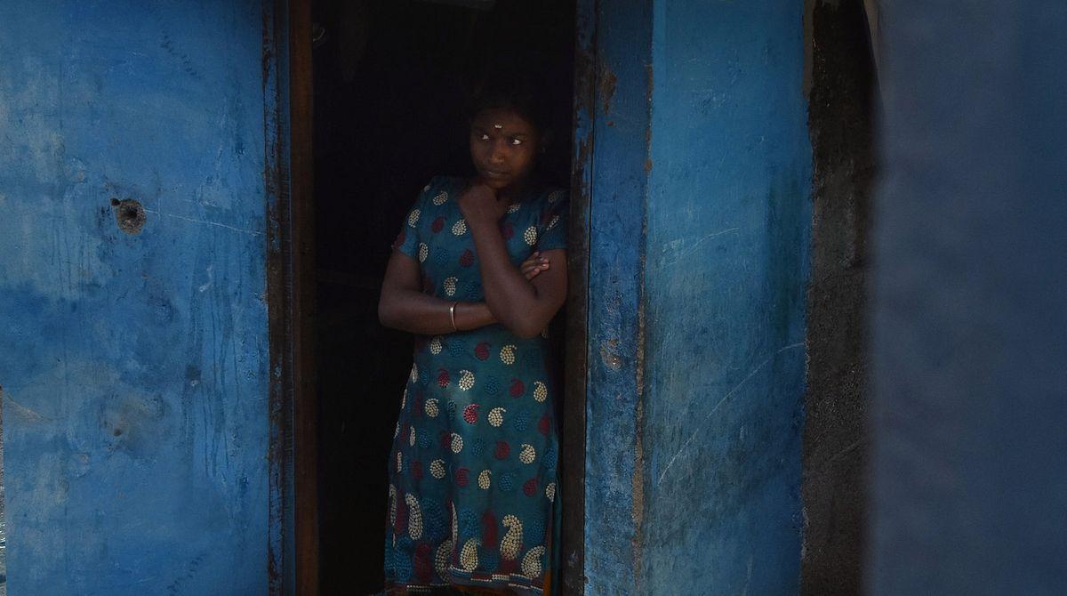 Woman in Munnar