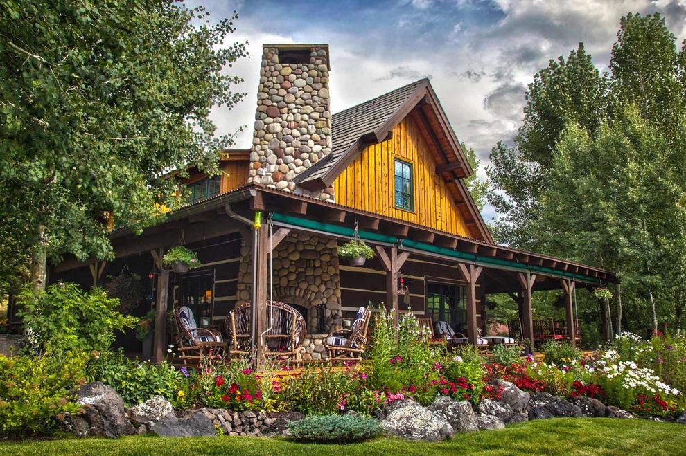 Home-and-Garden-Photography-Dallas_Colorado-Logcabin