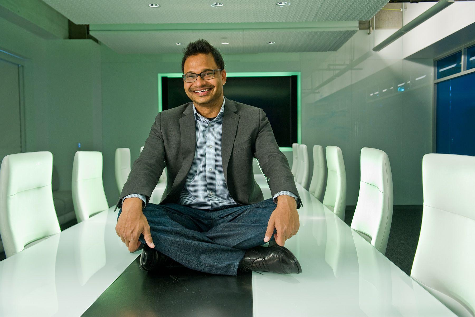 Jyoti BansalAppDynamics CEO.