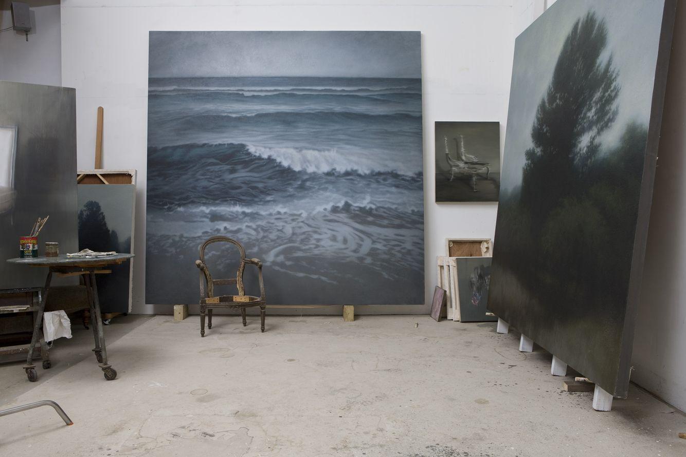 Studio view 2013