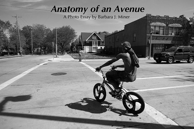 North Avenue, Anatomy of an Avenue: