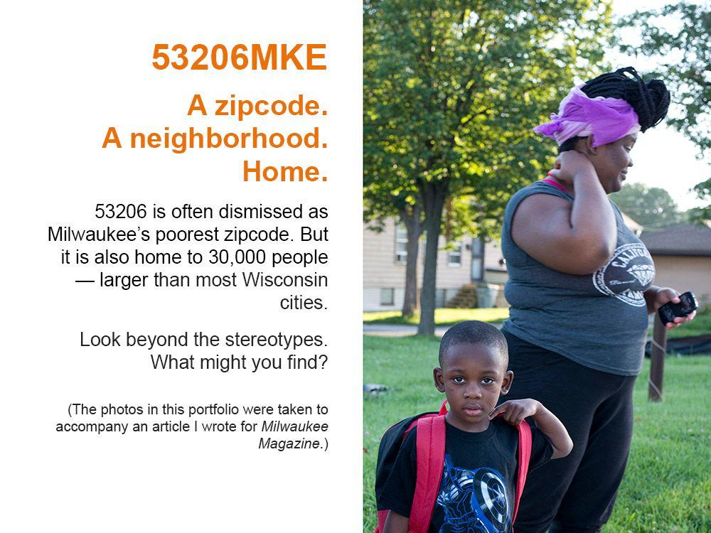 53206MKE: A Zipcode. A Neighborhood. Home