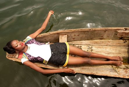 Miss Majin, May 2013, Lagos Nigeria(Photo by Bennett Raglin)
