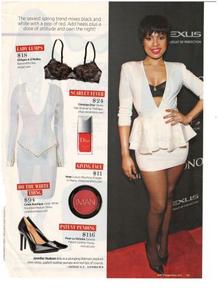 Jennifer Hudson, Juicy Magazine