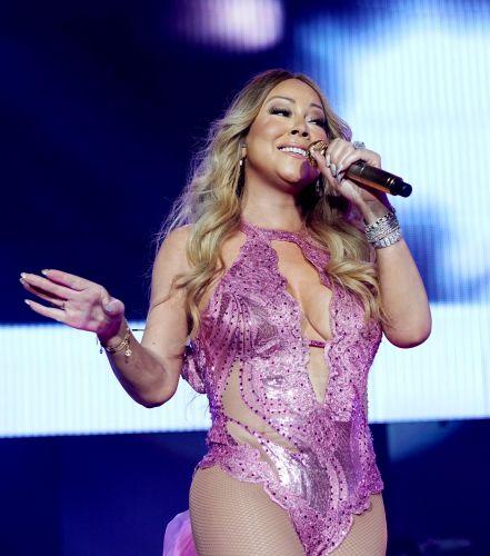 Mariah Carey (Photo by Bennett Raglin)